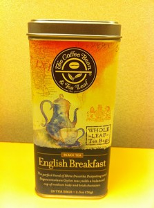The Coffee Bean & Tea Leafの紅茶[English Breakfast]