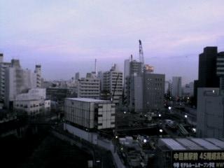 チャノマからの眺め