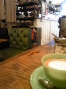 【カフェ巡り】金魚カフェ(東京:代々木)のイメージ画像