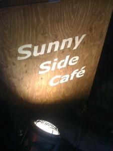SunnySide Cafe[サニーサイド・カフェ]の外観
