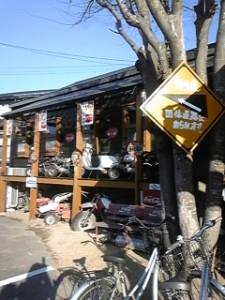【カフェ巡り】カフェレストガレージ 松本市浅間温泉のイメージ画像