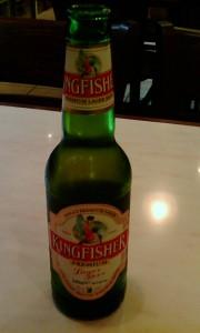 世界の酒蔵から④ -KINGFISHER PREMIUM-のイメージ画像