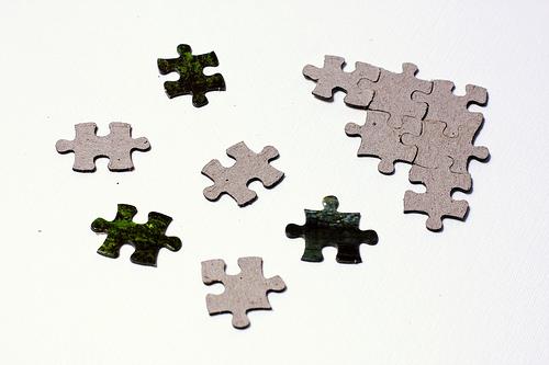 最適化はパズルのピースを埋めるイメージ