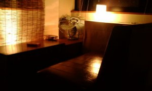 cafeトキワ荘の内装6