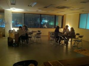 中目黒カフェ開業日記day1のイメージ画像