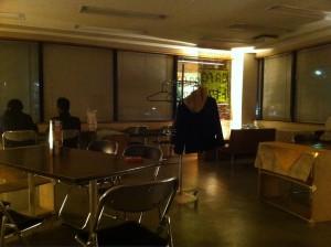 変えてみた「cafeトキワ荘」の内装