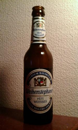 世界の酒蔵から⑨ -Weihenstephaner Hefeweissbier-のイメージ画像