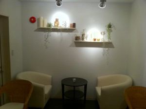 鎌倉カフェ「cafeトキワ荘」の店内1